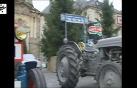Place de la mairie à Rennes (2001)