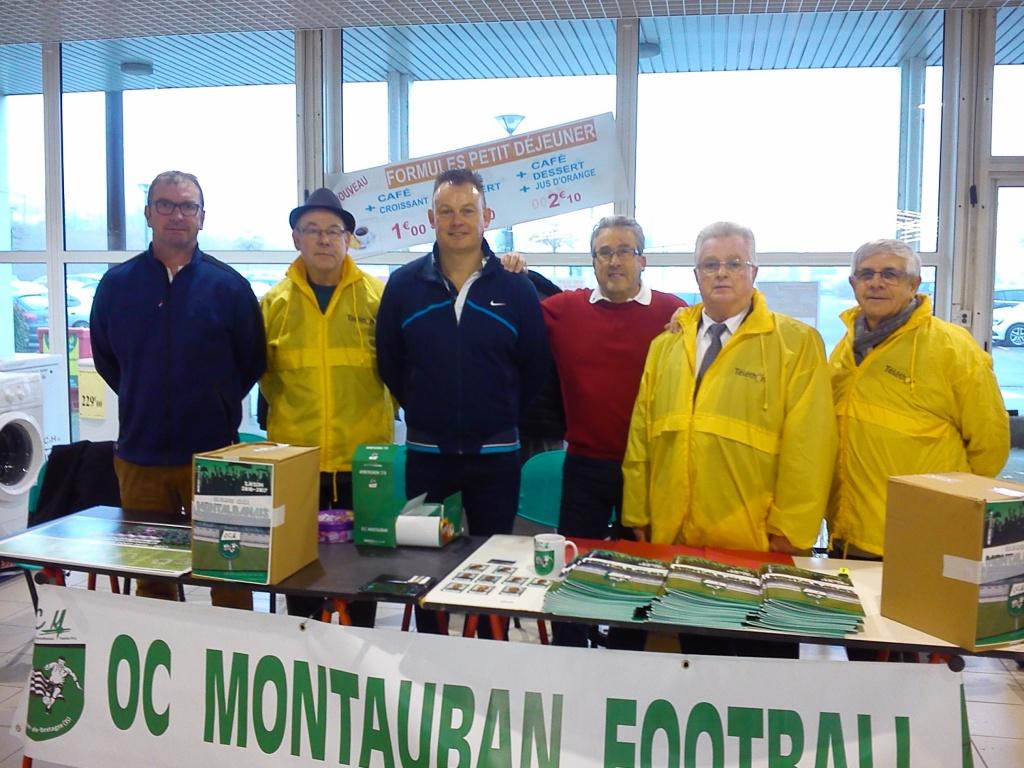 Merci à O.C.M. Section Football de votre participation....